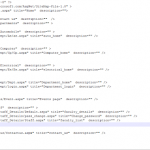 How to Use Java Script With .Net Controls and Add Site Map in .Net