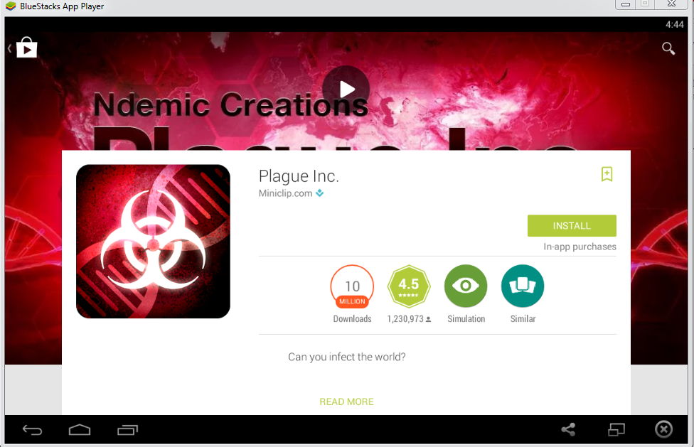 plague inc for computer
