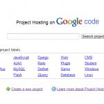 Information Regarding Google code (Google project | Google Host )