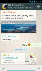 Download whatsapp for all android phones for free
