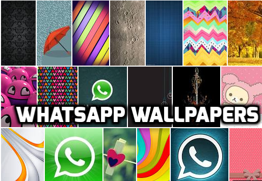 Change whatsapp home screen background download
