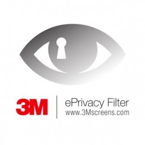 3M ePrivacy Filter – Complement to physical privacy filters to achieve 180 degree visual privacy