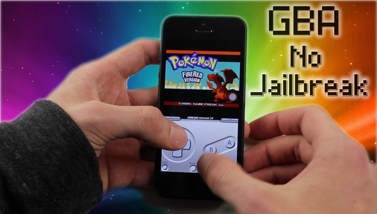play gba games on iphone and install gba emulator for ios without jailbreak 6546