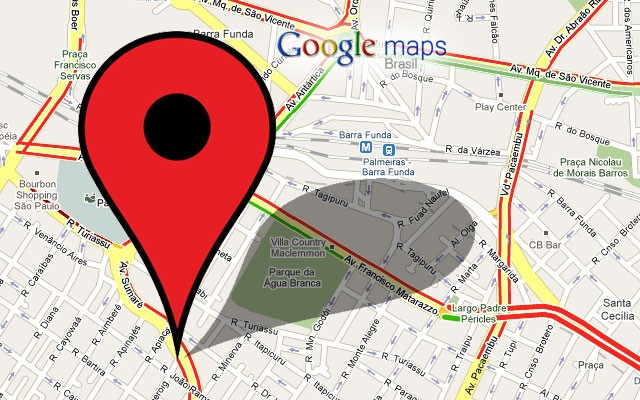 my google maps not working on iphone
