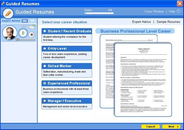 pro resume builder - Free Online Resume Builders
