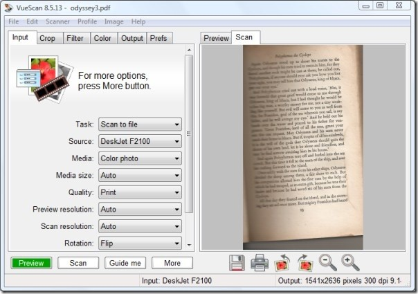 optical character recognition software free  for windows 7