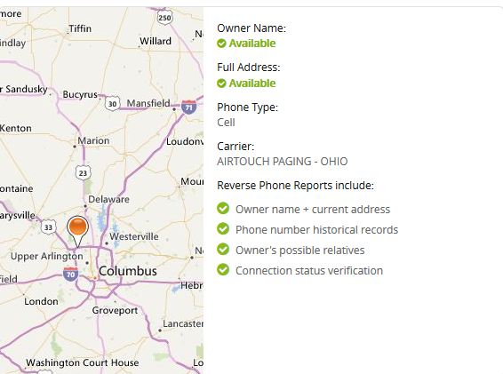 Locate Someone By Their Cell Phone Number - three Great Benefits Of A Reverse Phone Lookup