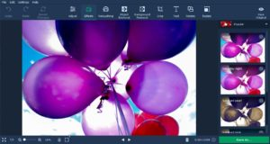 Movavi Photo Editor: Edit Photos Quickly and Easily