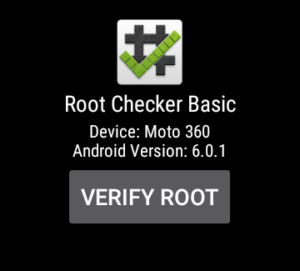 Got Root? Verify with Simple Root Checker App