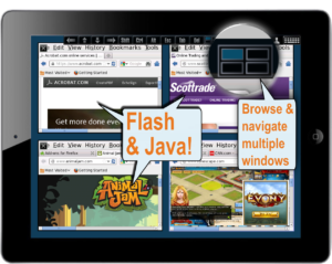 Best Alternatives for Adobe Flash Player for iPad, iPhone