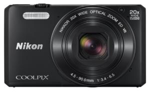 Nikon-Coolpix-camera-under-200