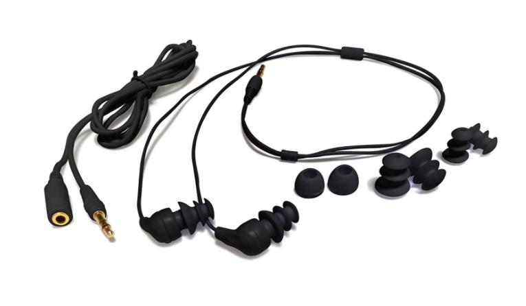7 best waterproof headphones for swimming water resistant earbuds. Black Bedroom Furniture Sets. Home Design Ideas