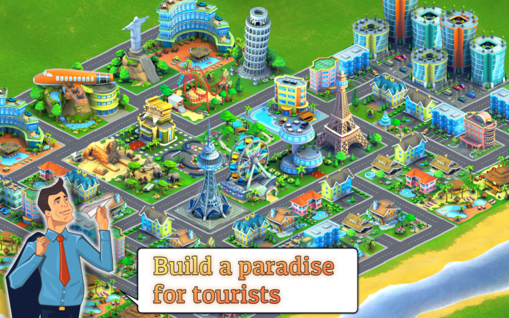 Fun City Building Games Ios